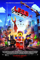 The Lego Movie, Poster