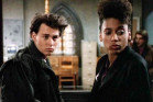 21 Jump Street, Holly Robinson Peete and Johnny Depp