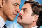 The Campaign, Zach and Obama