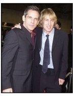 """Ben Stiller and Owen Wilson at the """"Starsky & Hutch"""" Premiere"""