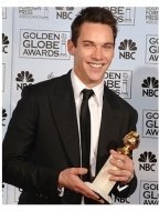 63rd Golden Globes Backstage Photos: Jonathan Rhys Meyers