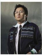 Masi Oka as Hiro Nakamura on NBC's Heroes