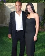 Amaury Nolasco and Dayanara Torres