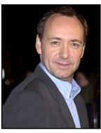 Kevin Spacey at the K-PAX premiere