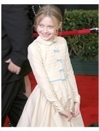 2006 SAG Awards Red Carpet: Dakota Fanning