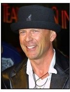 "ONE TIME USE ONLY ""Tears of the Sun"" Premiere Photo: Bruce Willis"
