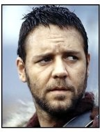 "Russell Crowe from ""Gladiator"""
