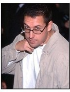 Adam Sandler at the Little Nicky premiere
