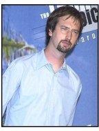 Teen Choice Awards 2002 Backstage: Presenter Tom Green