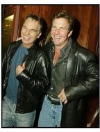 Billy Bob Thornton and Dennis Quaid