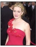 Kate Winslet at the 2002 Academy Awards