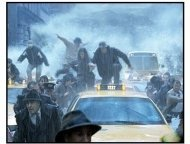"""""""The Day After Tomorrow"""" Movie Still:  New York's Fifth Avenue is about to become a memory"""