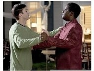 Guess Who Movie Stills: Ashton Kutcher and Bernie Mac