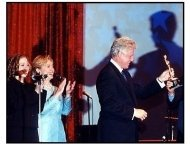 Bill, Hillary, Chelsea Clinton and Gray Davis at the 2000 Democratic Welcome Party 3