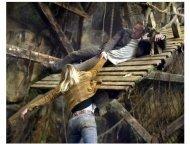 National Treasure Movie Still: Diane Kruger and Nicolas Cage