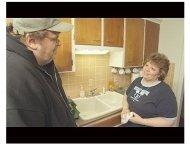 Fahrenheit 9/11 Movie Still:Michael Moore and  Lila Lipscomb
