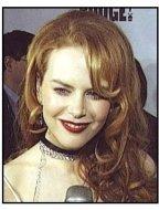 Moulin Rouge benefit screening video still: Nicole Kidman