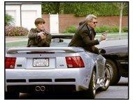 """Hollywood Homicide"" Movie Still: Josh Hartnett and Harrison Ford"