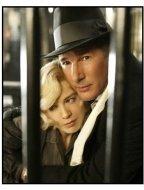 Chicago movie still: Richard Gere and Renee Zellweger