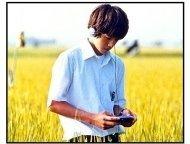 All About Lily Chou-Chou movie still: Yuichi Hasumi (Hayato Ichihara)