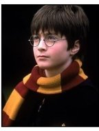 Harry Potter movie still: Daniel Radcliffe as Harry Potter