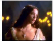 The Lord of the Rings:The Fellowship of the Ring movie still: Liv Tyler as Arwen