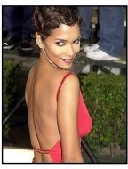 Halle Berry at the SAG Screen Actors Guild awards 2001