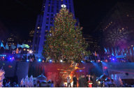 'Christmas in Rockefeller Center' Interview