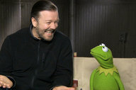 'Muppets Most Wanted' Interview