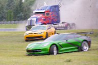 'Transformers: Age of Extinction' Behind The Scenes