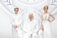 'The Hunger Games: Mockingjay - Part 1' Panem Address 2