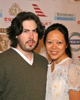 Jason Reitman and Michele Lee