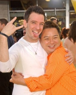 JC Chasez and Rex Lee