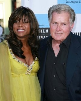 Taraji P. Henson and Martin Sheen