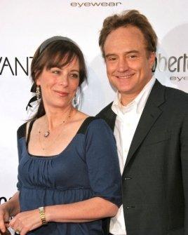 Jane Kaczmarek and Bradley Whitford