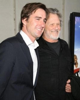 Luke Wilson and Kris Kristofferson