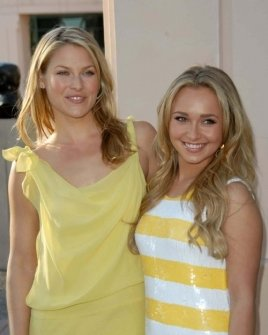 Ali Larter and Hayden Panettiere