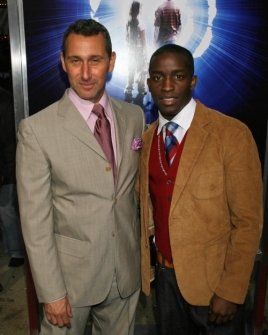 Adam Shankman and Elijah Kelley