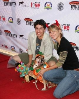 Jason Biggs and guest