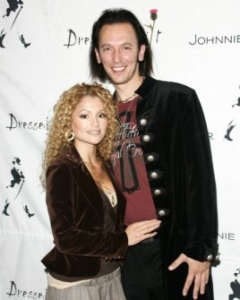 Steve Valentine and friend