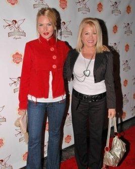 Cherish Lee and Charlene Tilton