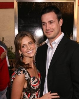 Freddie Prinze Jr. and Sarah Michelle Gellar