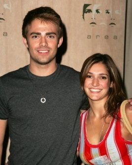 Jonathan Bennett and friend