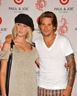 Kimberly Stewart and Sean Stewart