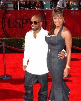 Jermaine Dupri and Janet Jackson