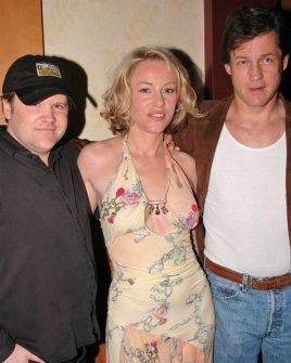 William Butler, Jenny McShane and Michael Par