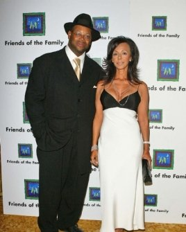Jimmy Jam and wife Lisa