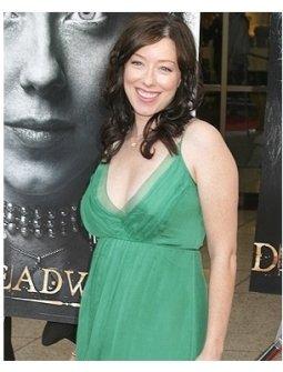 Deadwood Season 3 Premiere Photos:  Molly Parker