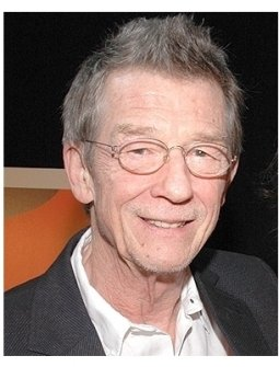 V for Vendetta Premiere Photos: John Hurt