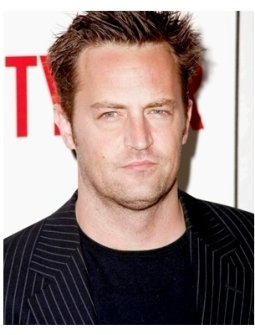 Matthew Perry at the Vanity Fair and EFI Amped For Africa pre-Oscar benefit